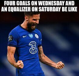 Four goals memes